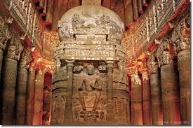 Ajanta and Ellora Caves-Ajanta