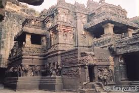 Ajanta and ellora caves-Ellora
