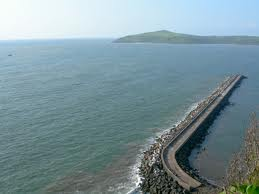 Port city in India-Ratnagiri