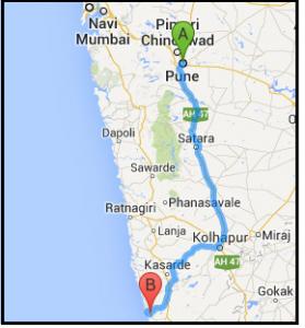 Devbag Map