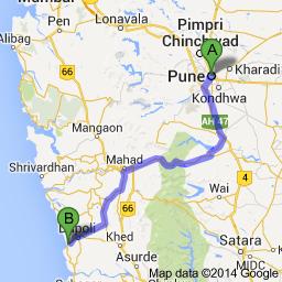 Ladghar Map
