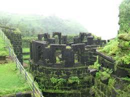 Forts near Pune-Raigad