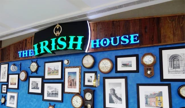 the irish house main